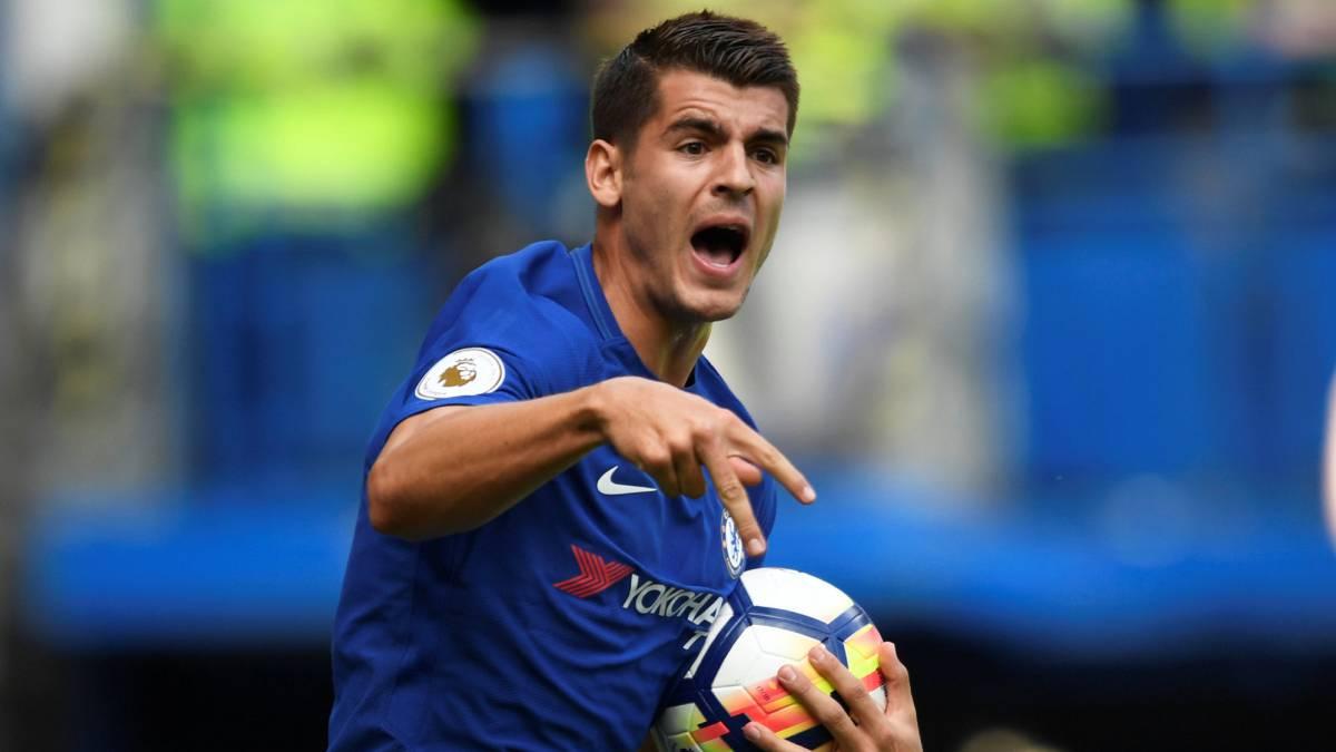 Morata no fue suficiente para salvar al Chelsea de una debacle
