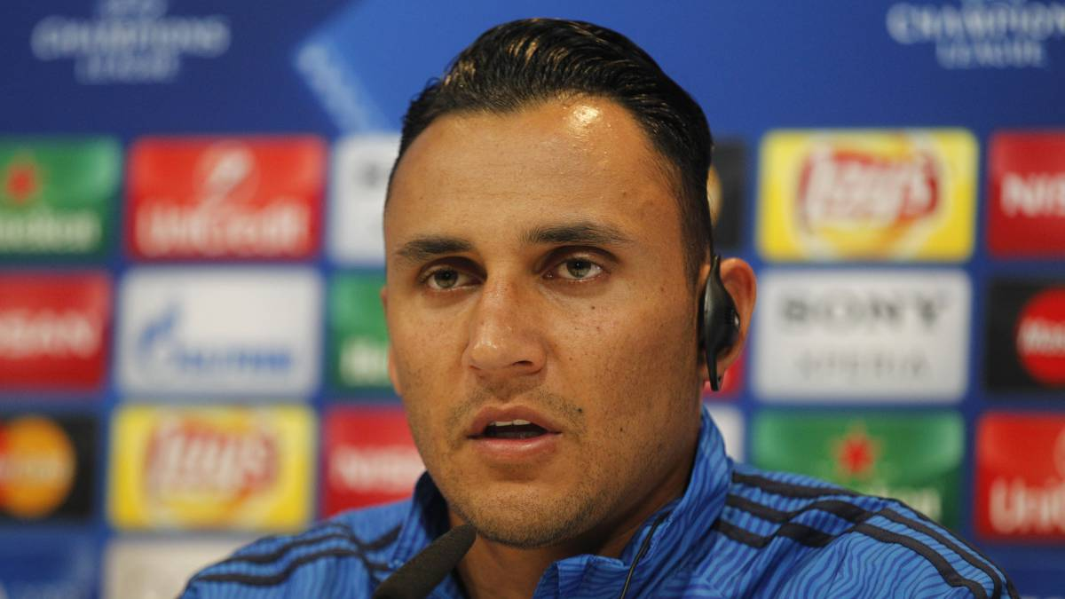 "Keylor Navas: ""Losing Neymar won't make Barça weaker"""
