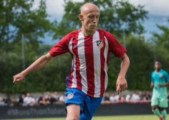 Víctor Mollejo: the first player born in the 21st century to play for Atleti