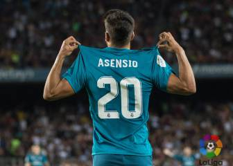Marco Asensio's remarkable scoring trend continues
