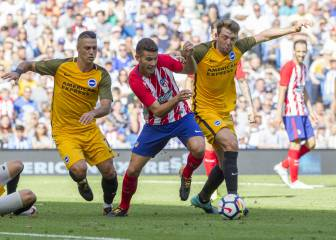 Lucas impresses at left back for Atleti in Theo's absence