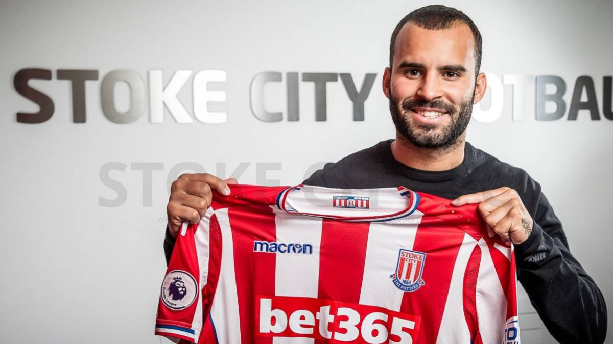 Jesé Rodríguez: Stoke City sign PSG winger on loan