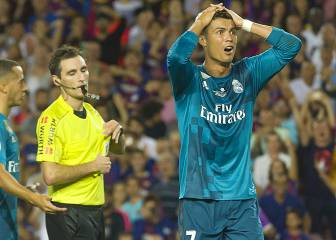 Cristiano Ronaldo's five-match ban upheld - reports