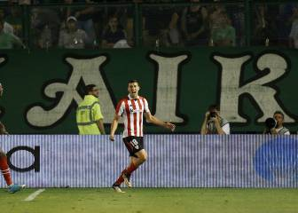 Panathinaikos-Athletic Club en imágenes