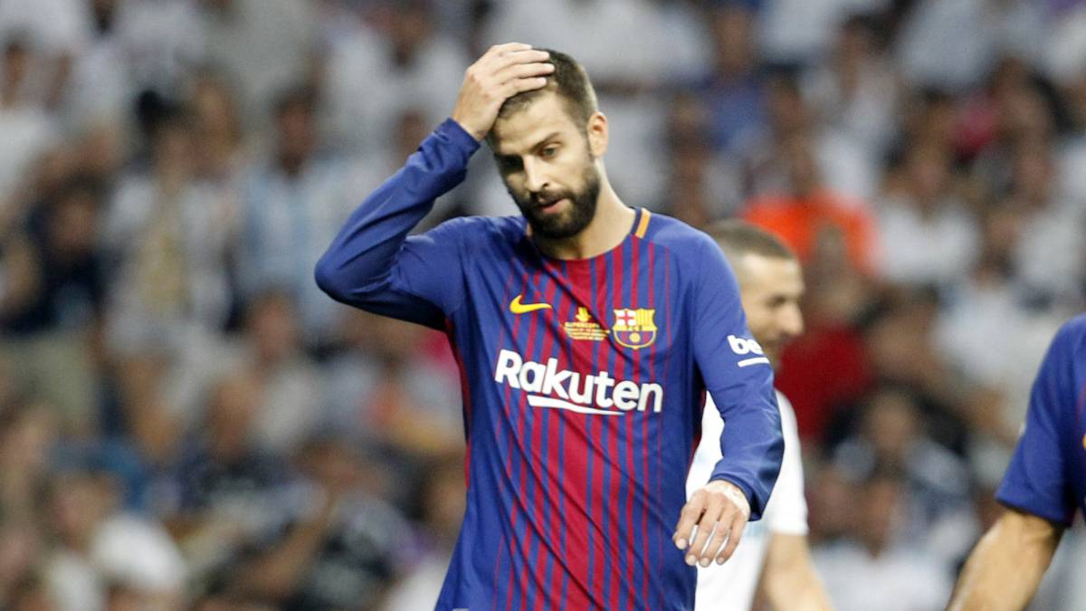 Barcelona's Piqué: First time I've felt Real Madrid better than us