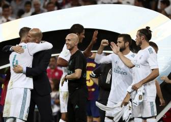 Cinco claves de la conquista de la Supercopa por el Madrid