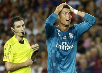 Real Madrid to appeal Cristiano Ronaldo's suspension