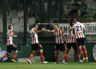 Athletic: seis minutos de furia