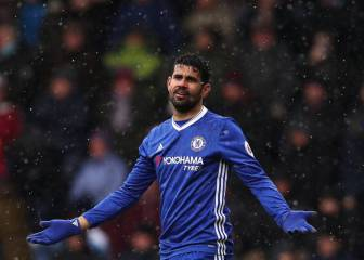 Diego Costa: Chelsea asking for fee that Atleti