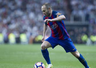 Seri signing could signal the end of Iniesta's time at Barcelona