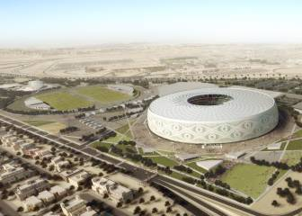 Qatar reveals design for sixth 2022 World Cup stadium