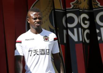 Jean Seri's agent is in Barcelona to close move from Nice