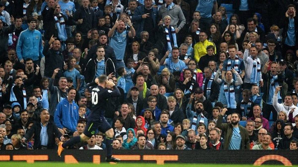 "Rooney winds up a few ""familiar faces"" at Manchester City"