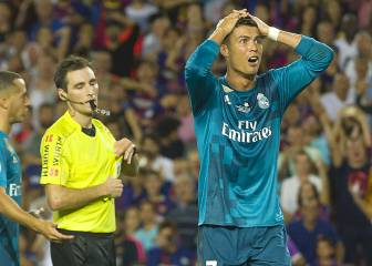 Ronaldo's five-game ban upheld