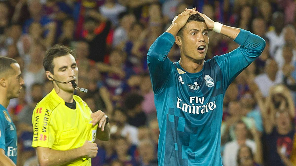 Ronaldo's five-game ban upheld by TAD as Real Madrid lose Cristiano until gameweek 5