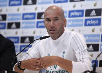 Zidane: 'Cristiano Ronaldo will play 90 minutes against Fiorentina'