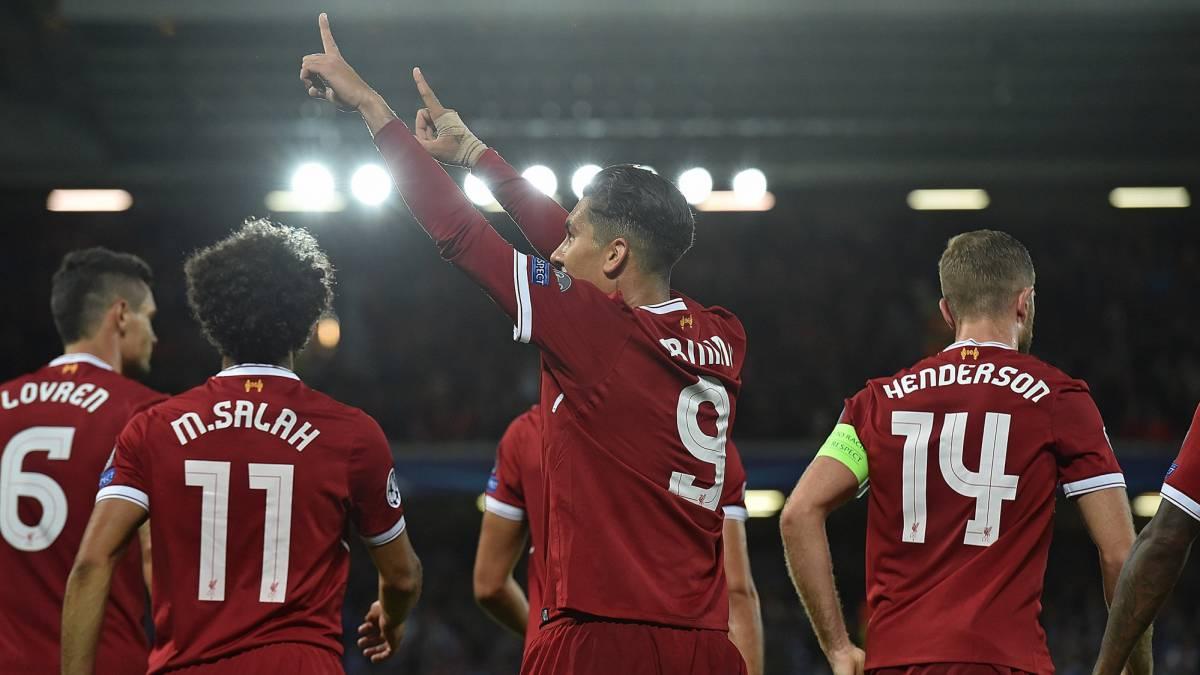El Liverpool golea y el Qarabag hace historia; clasificados
