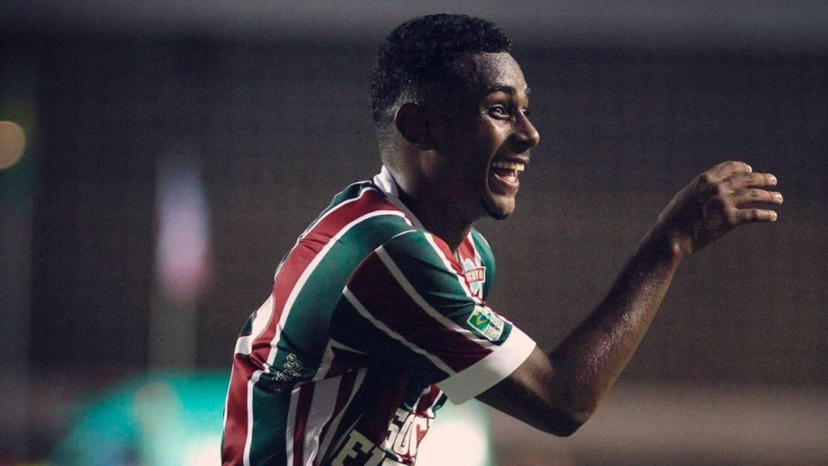 El PSG también mira hacia el futuro: ata al brasileño Wendel