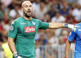 PSG continue to shop as they look to Pepe Reina
