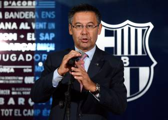 In July, Bartomeu said Messi had already signed his new contract