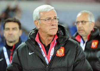 Lippi sigue como seleccionador de China hasta 2019