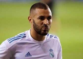 Benzema overlooked again by France boss Deschamps