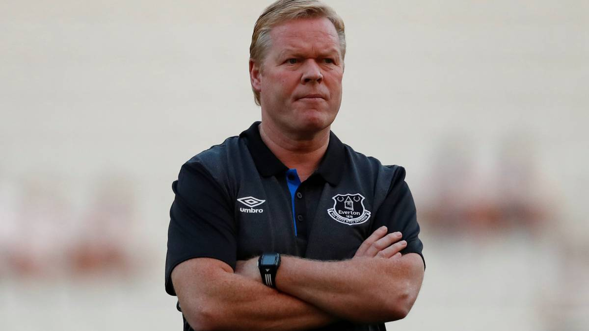 Diego Costa sería bienvenido en el Everton, asegura Ronald Koeman.