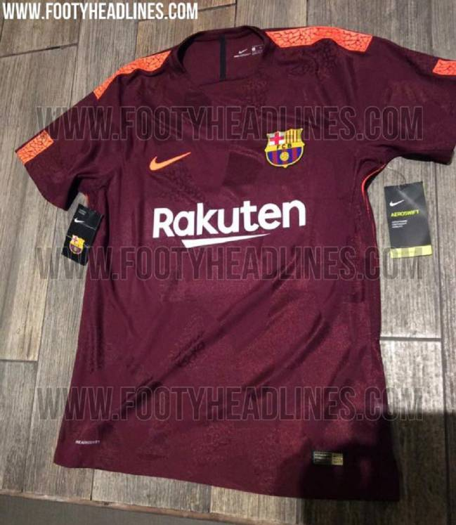 Filtran el diseño de la tercera equipación del Barcelona - AS.com ca623c1444d1e