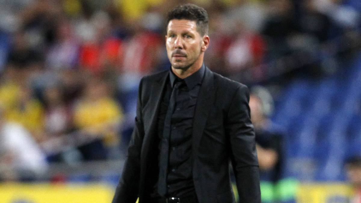 "Simeone says win at Las Palmas was ""all down to humility"""