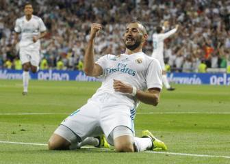 Benzema one goal away from matching Paco Gento's mark