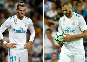 Doubts remain over Bale and Benzema before window closes