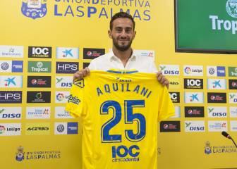 Aquilani joins Las Palmas on Kevin-Prince Boateng's advice