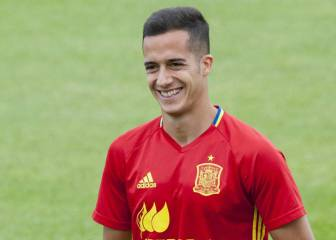 Lucas Vázquez called up by Spain to replace injured Vitolo