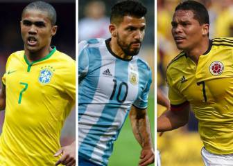 El XI ideal de descartados para las Eliminatorias en América