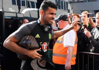 Atlético and Chelsea move close to a deal for Diego Costa