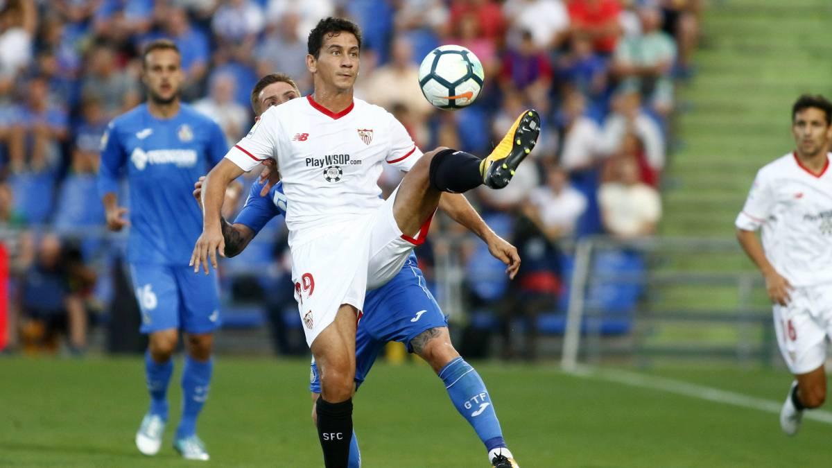 Sevilla Ganso Quiero Jugar Un Mundial Con Brasil Es Mi Mayor