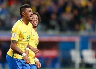 Brasil sigue imparable en la eliminatoria de Conmebol