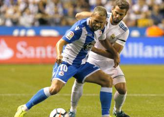 Depor turn down €16m offer from Brighton for Andone