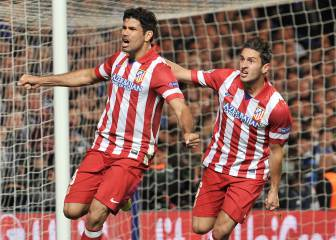 Setback in Diego Costa negotiations as Atleti show no rush