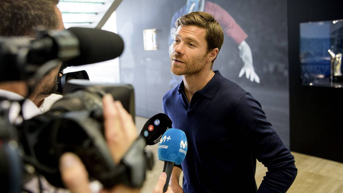 "Xabi Alonso: ""I have no doubts about Benzema and Bale"""