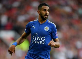 Mahrez leaves Algeria squad to sort move, Barça chasing ace