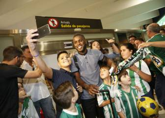 Campbell regresa al Betis: