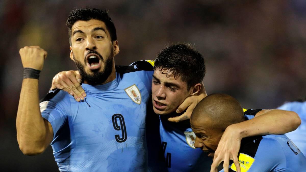 Paraguay 1-2 Uruguay: los Charrúas, a un paso del Mundial