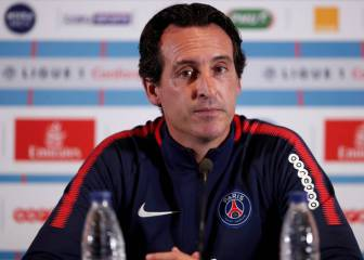 Emery: reported remarks about Barça, Verratti are