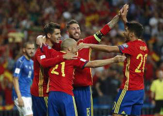 Spain not regarded as favourites for Russia World Cup