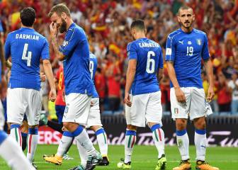 Italy slide as Germany return to summit of latest FIFA rankings