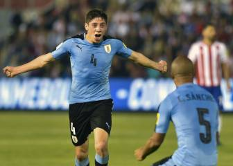 Valverde sends message to Mel with goal-scoring Uruguay debut