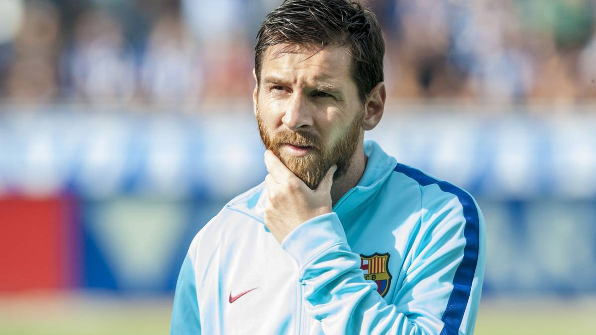 Messi to return to Barça training on Thursday, Suárez on Friday