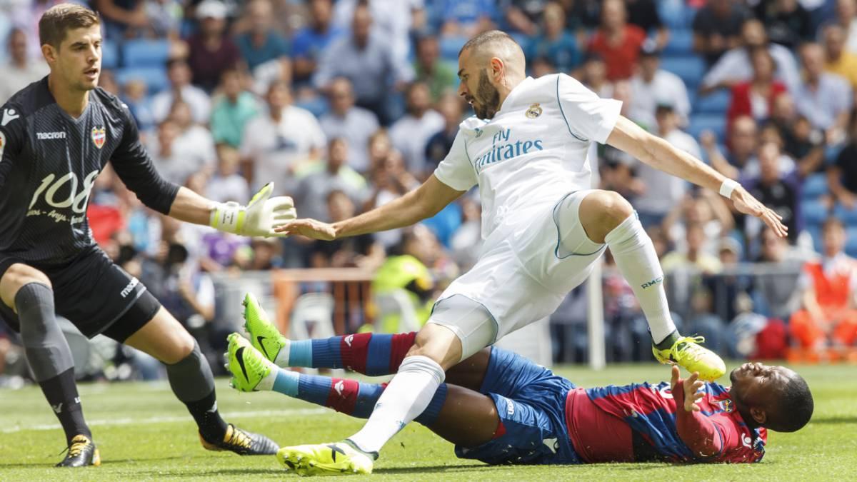 Real madrid 1 1 levante resumen resultado y goles del Resultado real madrid hoy
