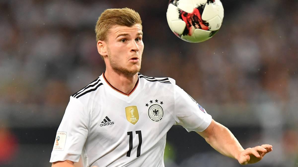 Jugones: el Madrid sigue de cerca a Timo Werner, del Leipzig - AS.com